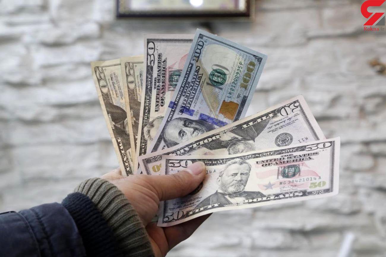 پیشروی قیمت دلار در بازار / آخرین نرخ سکه