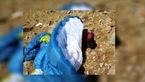 سقوط خونین پاراگلایدر در ارتفاعات گتوند + عکس