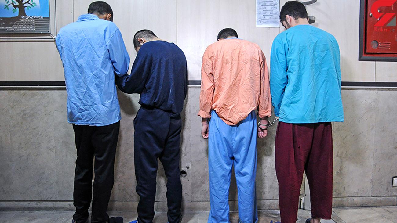 کلاهبرداری اعضای باند سوار بر آمبولانس در اراک