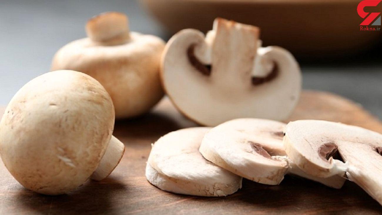 کرونا مصرف قارچ را ۳۰ درصد افزایش داد/ از دستفروشان قارچ نخرید