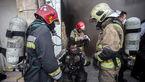 آتشسوزی کارگاه خیاطی در نوفل لوشاتو/در نخستین روز عید رخ داد