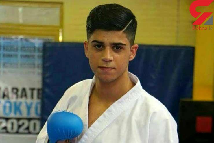 نوید محمدی دارنده مدال طلای المپیک جوانان در حادثه تصادف درگذشت +عکس