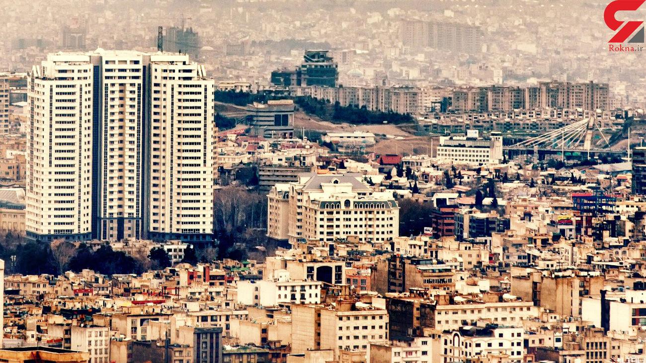 قیمت آپارتمان 60 متری در مناطق تهران + جدول
