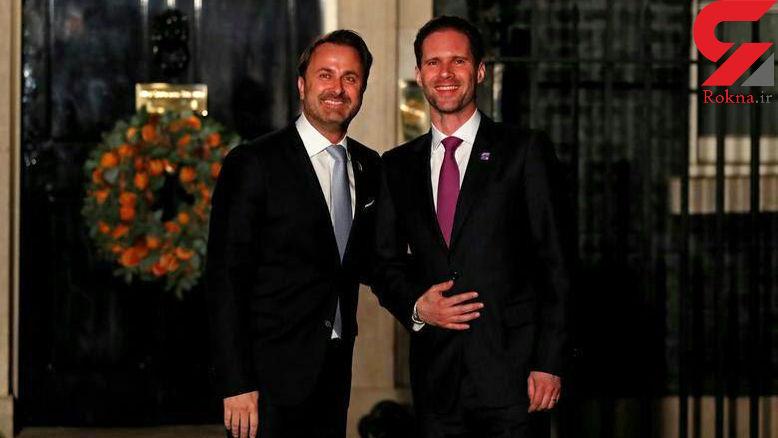 ازدواج نخست وزیر اروپایی با یک مرد!