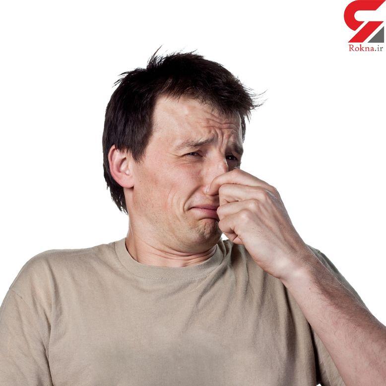 چگونه با بوی بد بدن مبارزه کنیم؟