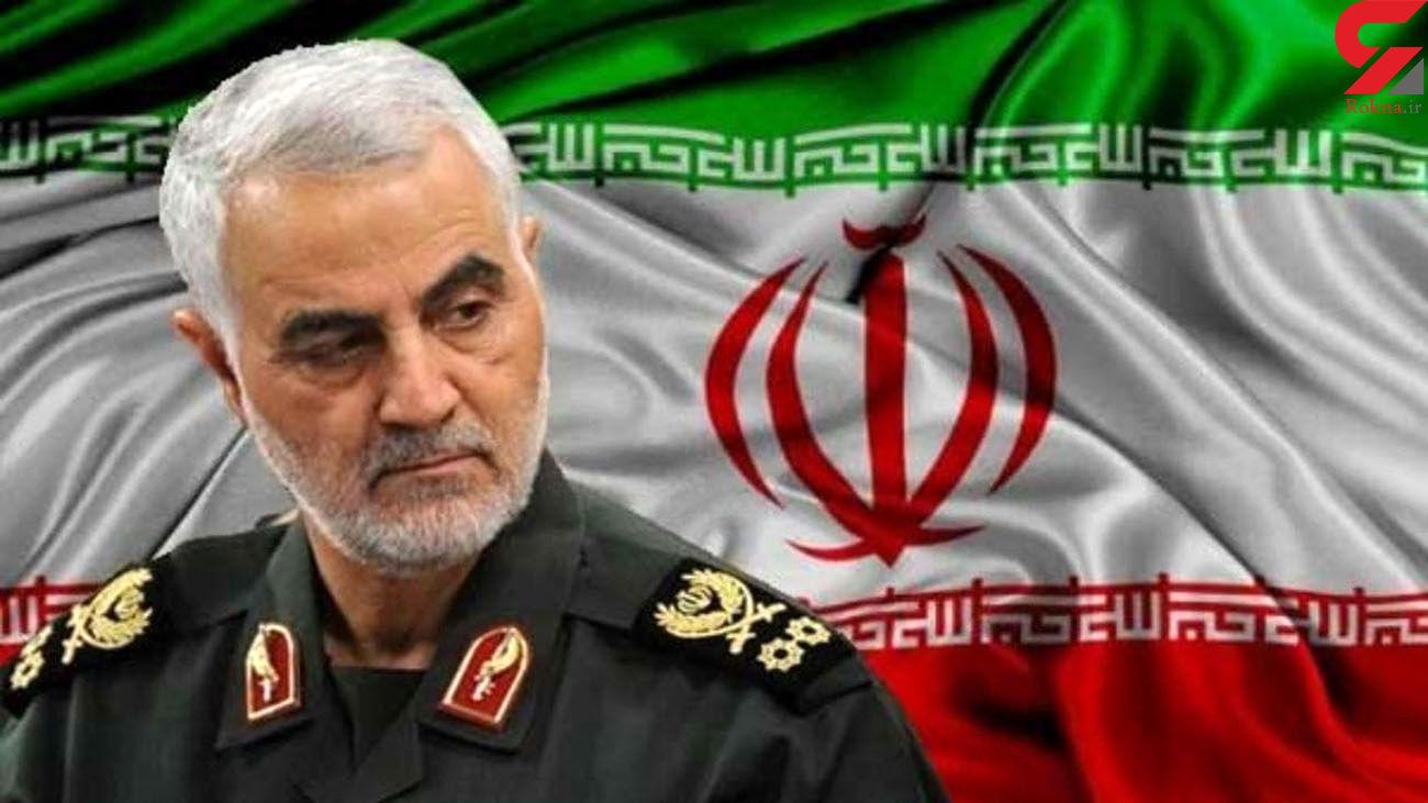 بازداشت توهین کننده به سردار سلیمانی در غزه / او کیست؟! + عکس