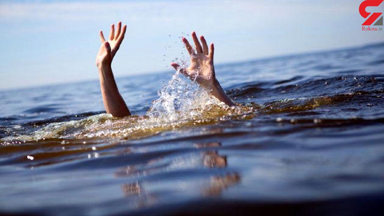 """غرق شدن جوان۱۷ ساله در رودخانه """"کنجانچم"""" مهران!"""
