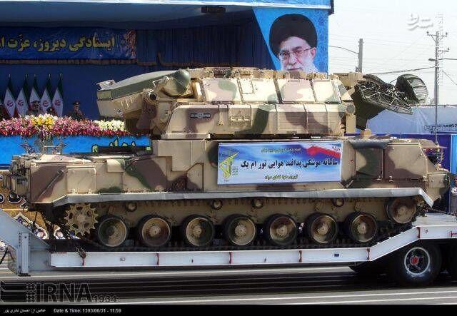 عقاب؛ ترکیب موفق «تور و پانتسیر» برای تکمیل پدافند بومی ایران