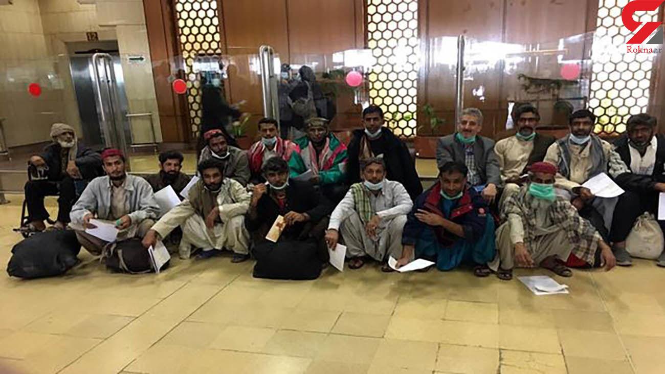 آزادی 17 ملوان ایرانی در پاکستان