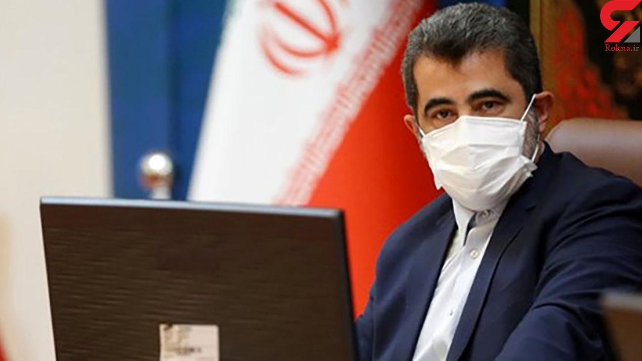 معاون وزیر کشور جدیدترین رتبه بندی استانها در رعایت پروتکل های بهداشتی را اعلام کرد