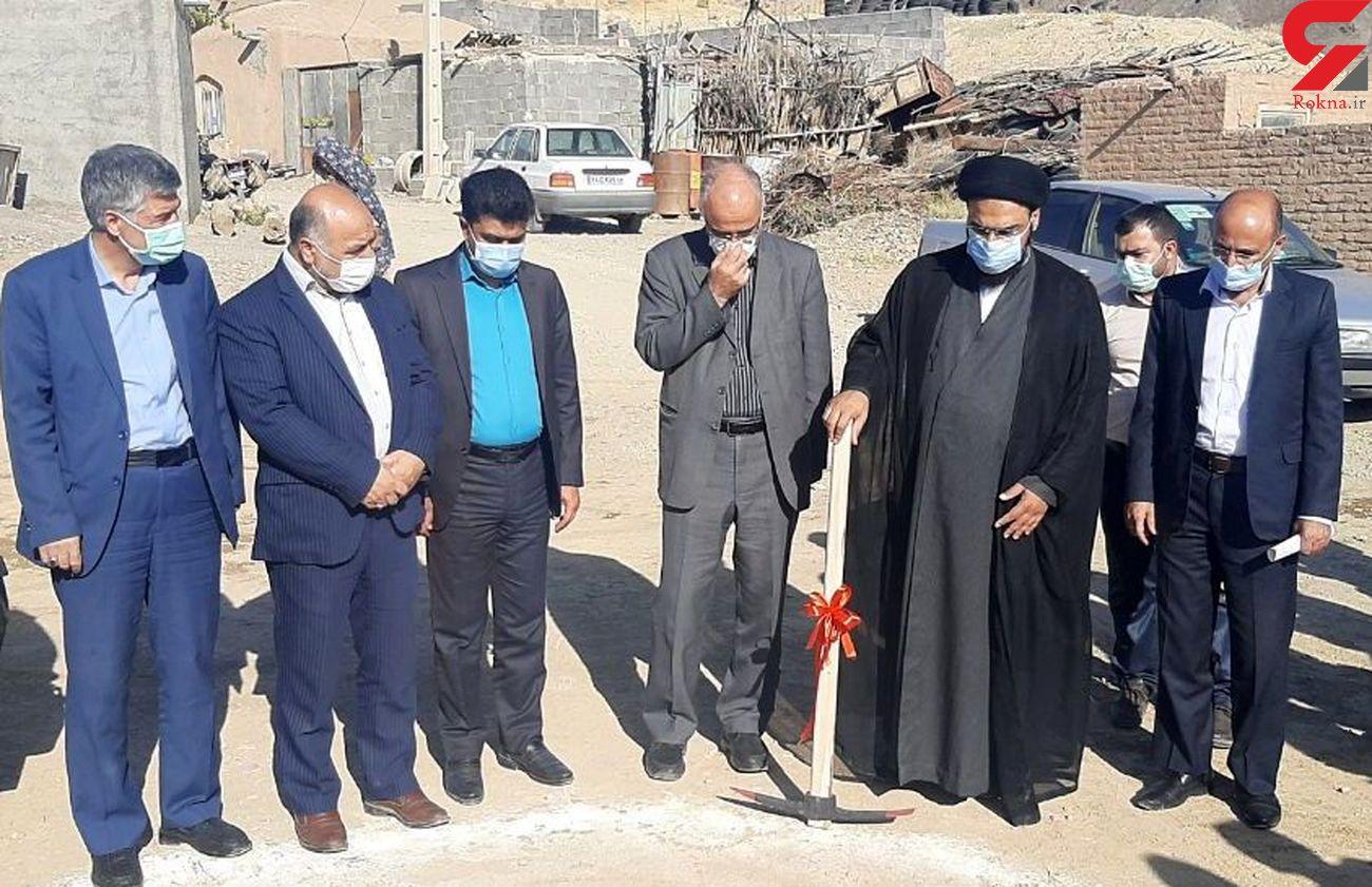 آغاز عملیات گاز رسانی به دو روستای لشکر کوه و گل انجیره در اردستان