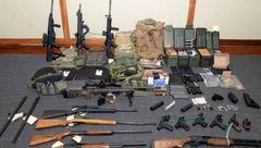 دستگیری افسر آمریکایی به اتهام تلاش برای انجام حمله تروریستی + عکس