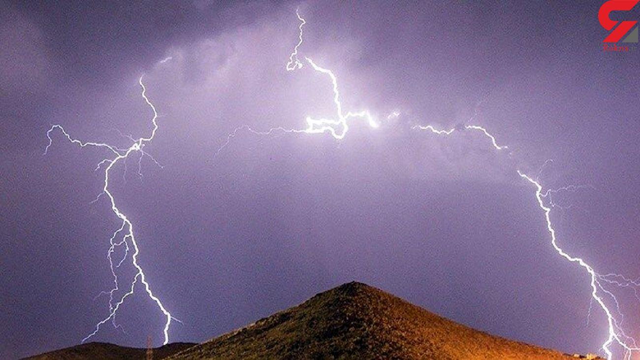 بارش پراکنده در ارتفاعات البرز و زاگرس مرکزی / نوسانات دمای تهران در 48 ساعت آینده