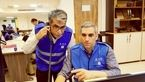 افزایش تعداد مصدومان حادثه زلزله در کرمانشاه