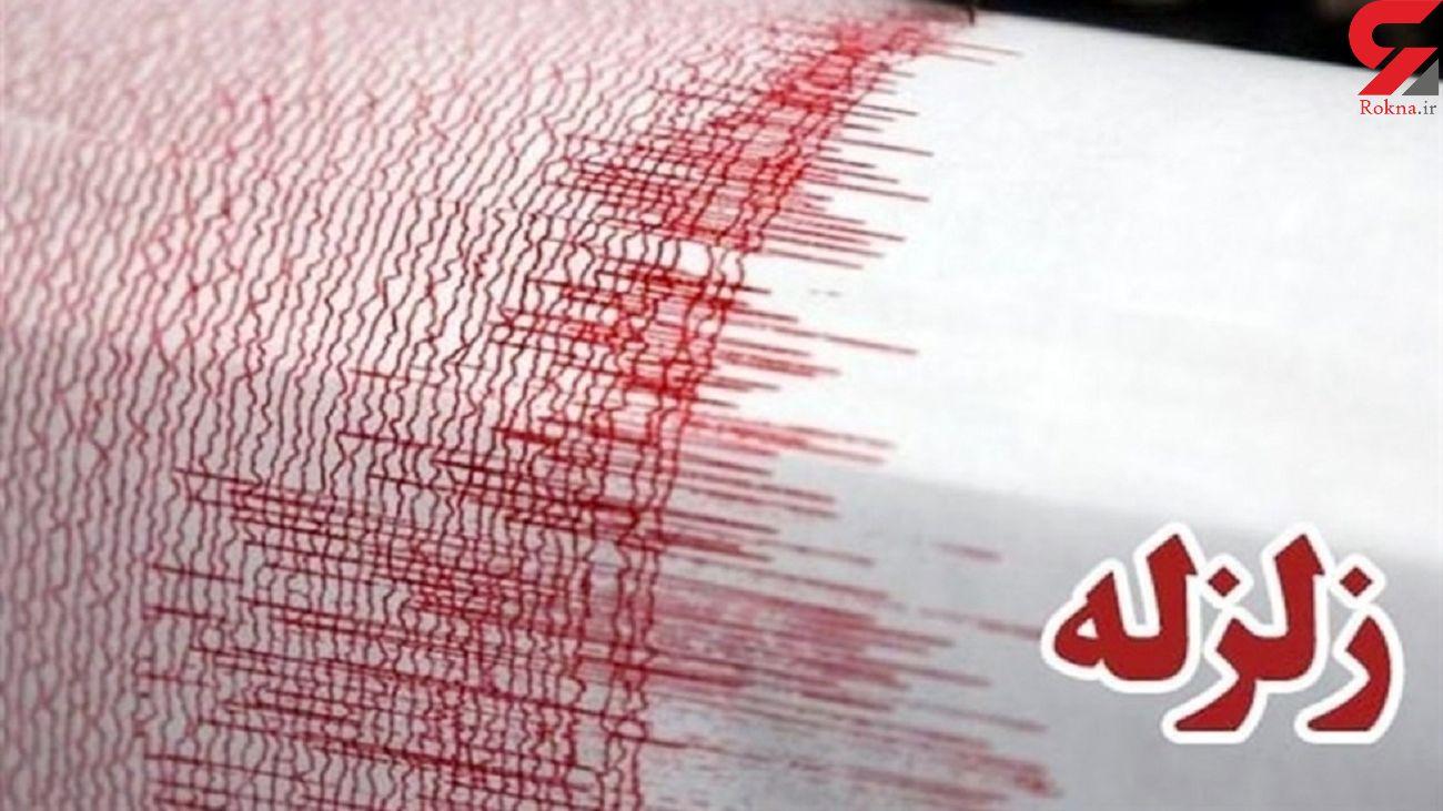 زلزله گزنک مازندران را لرزاند / تیم های ارزیاب اعزام شدند