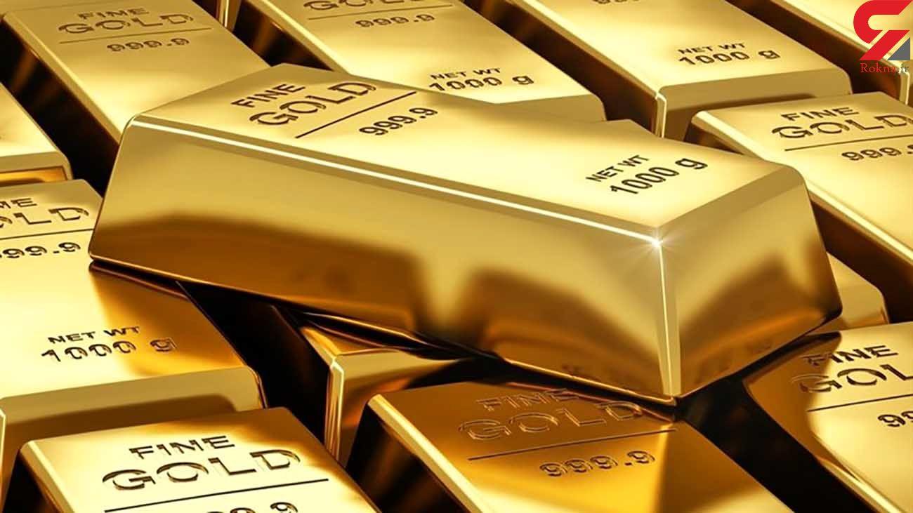 قیمت جهانی طلا امروز شنبه 19 مهر ماه 99