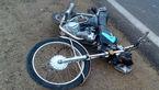 مرگ جوان گرمساری در واژگونی موتور