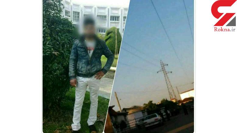 جوان 21 ساله در بابل در ملاء عام اعدام شد+ عکس