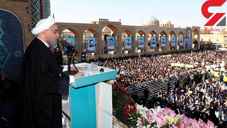 واکنش روحانی به ادعای مفقود شدن ۱۸ میلیارد دلار/ در این دولت یک ریال و یک دلار گم نخواهد شد