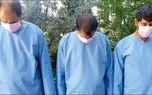 فیلم 16+ / محاصره 3 تبهکار مسلح در کلبه جنگلی گرگان + عکس