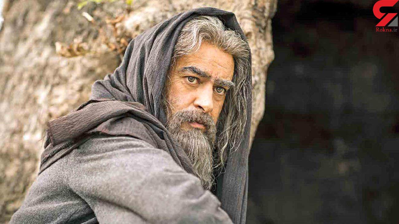تنها گلایه شهاب حسینی در بازی در فیلم اصغر فرهادی + عکس