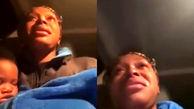 زن جوان از خودکشی خود و 2 فرزندش فیلم لایو به اشتراک گذاشت ! / حمله کاربران به احساس این زن + فیلم / امریکا