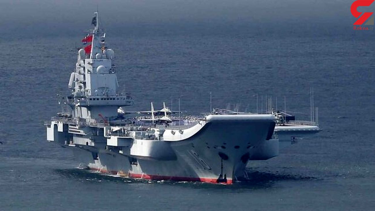 China dispatches naval fleet into Pacific