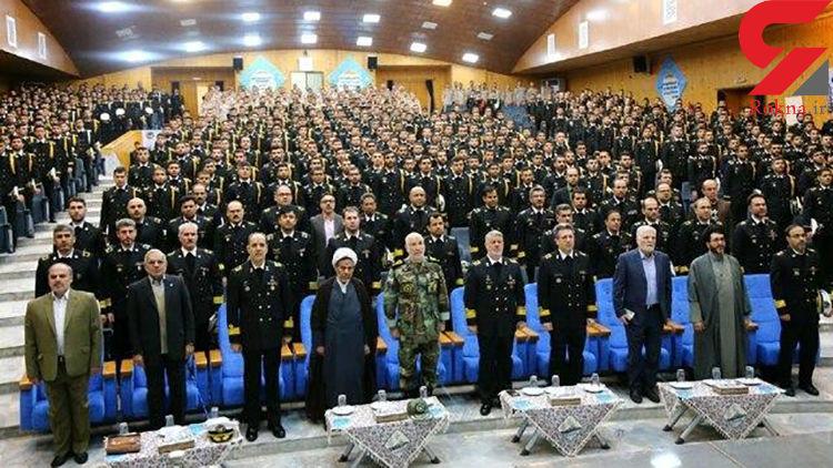 افتتاح هفدهمین دوره نظری معارف جنگ در دانشگاه علوم دریایی امام خمینی (ره)نوشهر