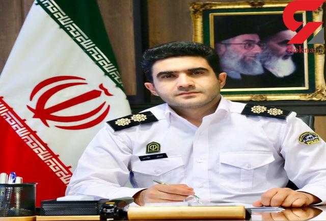 تصادفات تهران در هفتهای که گذشت