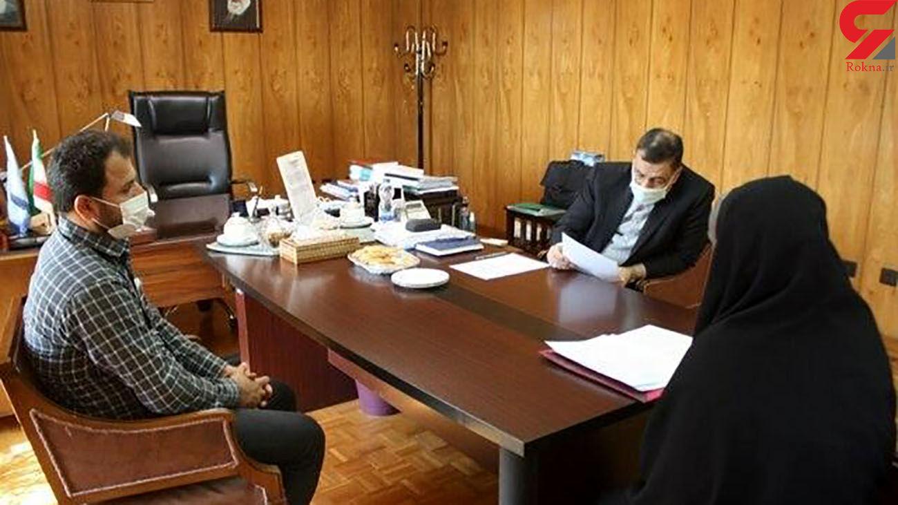 جلسه ملاقات مردمی وزیر دادگستری برگزار شد