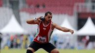 Saman Pakbaz Wins Iran's First Medal at World Para Athletics Grand Prix