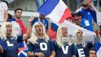 مردان زن نما طرفداران فرانسه بودند!+ عکس