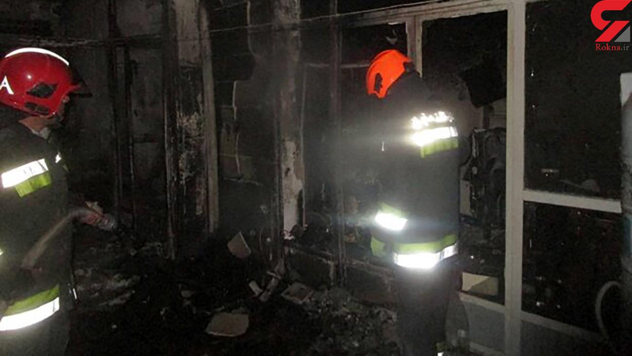 ۵۹۳ خودرو و ۴۰۳ منزل مسکونی در اصفهان آتش گرفت