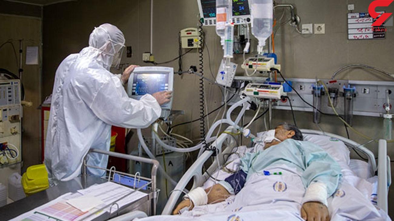 تخت های کرونایی بیمارستان ها تکمیل شد