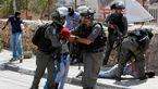 حمله وحشیانه صهیونیستها به قدس اشغالی ۳۵ زخمی بر جا گذاشت