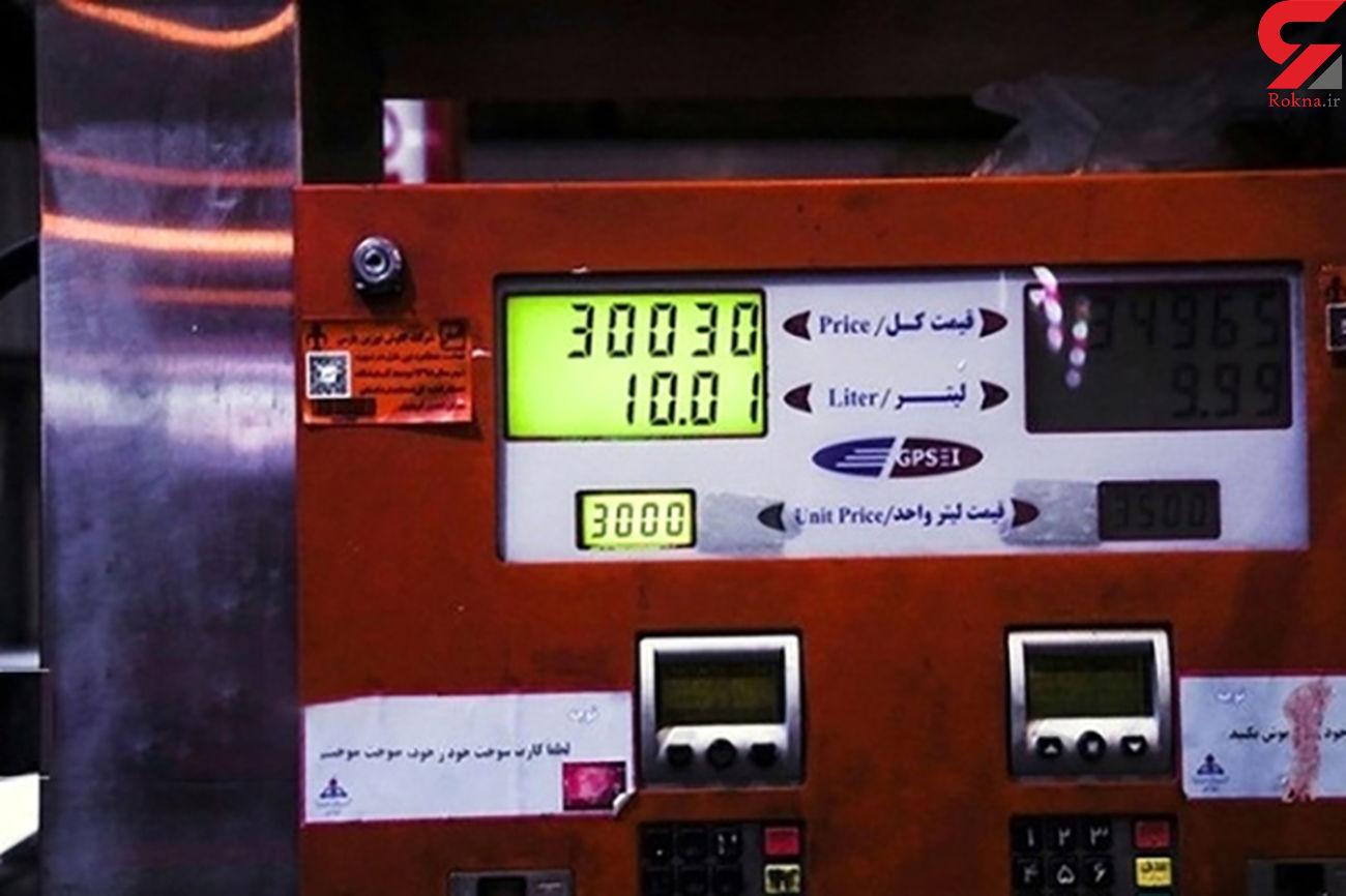 مصرف بنزین در اردبیل ۴۸ درصد کاهش یافت