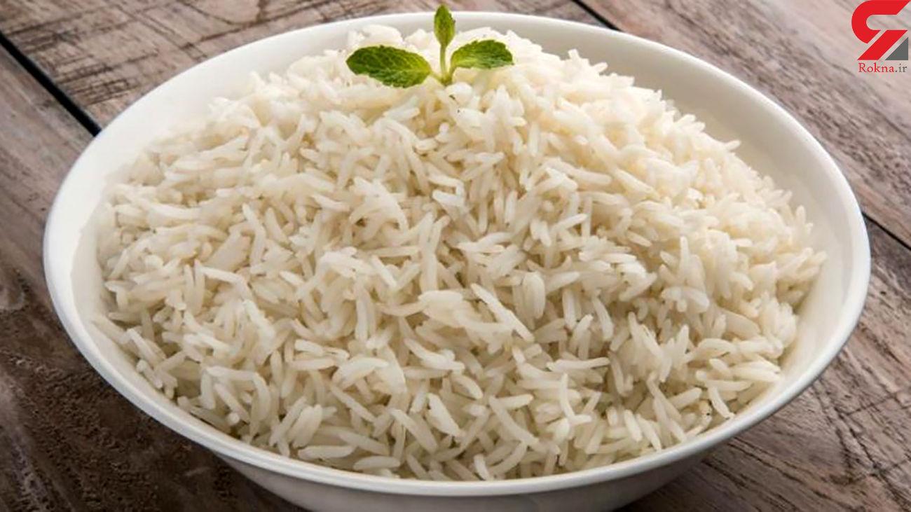 ممنوعیت های خوردن برنج سفید اعلام شد