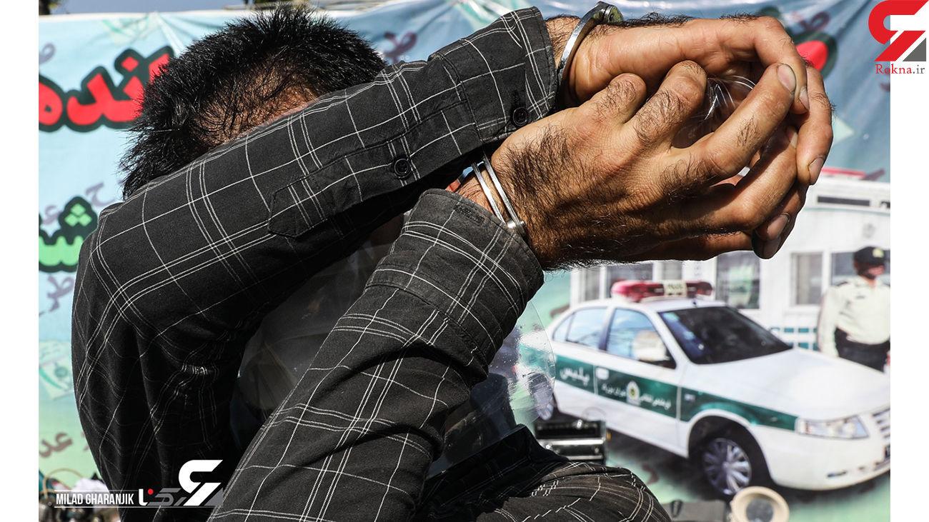 دستگیری عامل کشتار گسترده ماهیان پارک ملی دز خوزستان