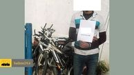 بازگشت دزد دوچرخه به زندان