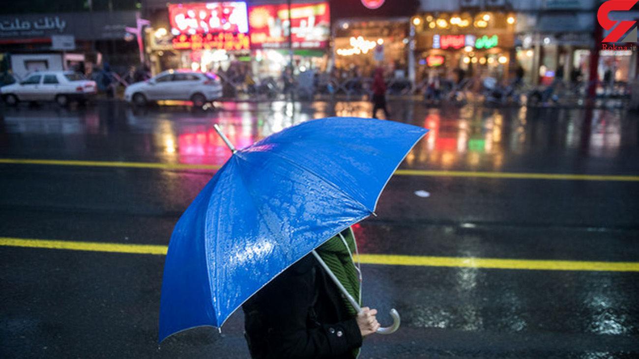 کاهش 54 درصدی بارندگی در کشور/ نجار خبر داد
