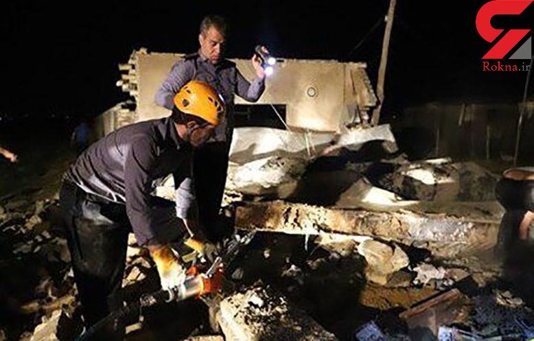جزییات انفجار مرگبار در تاکستان