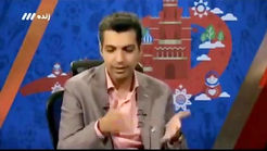توصیه «عادل» به «سردار» بعد از حمله های فضای مجازی +فیلم