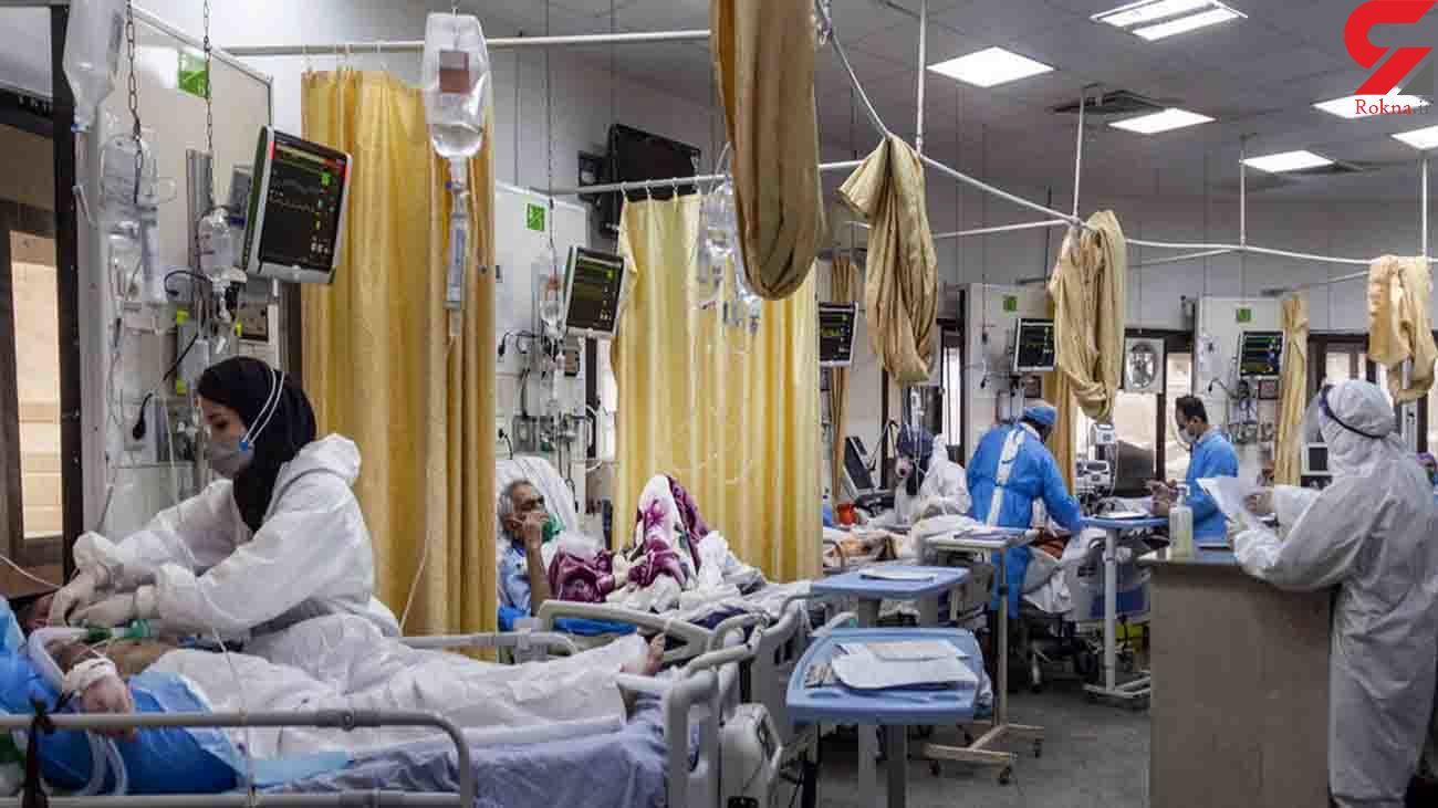 خوزستان به مرحله بحران تخت بستری رسید