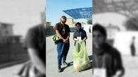 حضور امدادگرانی از کشور جمهوری چک در شهر سرپل ذهاب