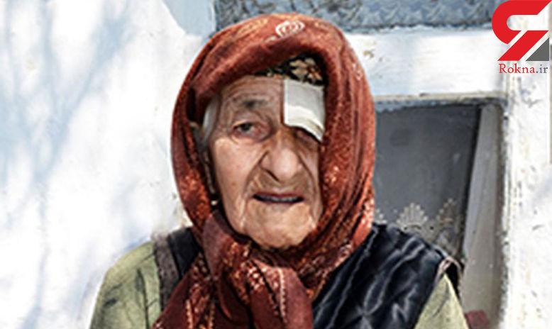 آیا این زن پیرترین انسان روی زمین است؟  + عکس