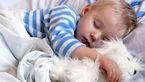 خواب راحت کودک با این خوراکی ها + اینفوگرافی