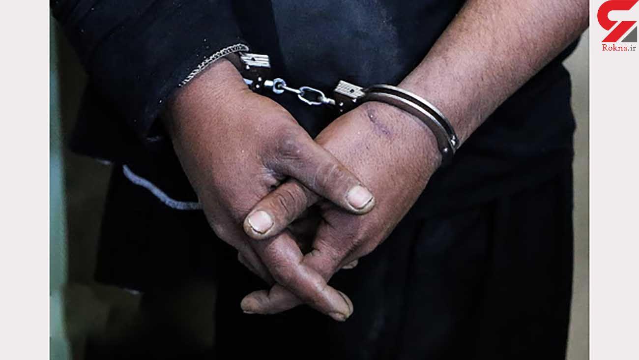 دستگیری سارق سابقهدار در عسلویه / اعتراف به 14 فقره سرقت حرفه ای