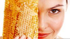 زیبایی پوست با ماسک عسل