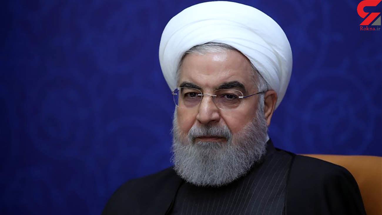 نامه حسن روحانی به رهبری/ دستور توقف اعلام نام کاندیداها صادر شد