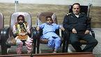 بازگشت دو کودک ربوده شده ایرانی پس از دوماه از کشور افغانستان + عکس بچه ها